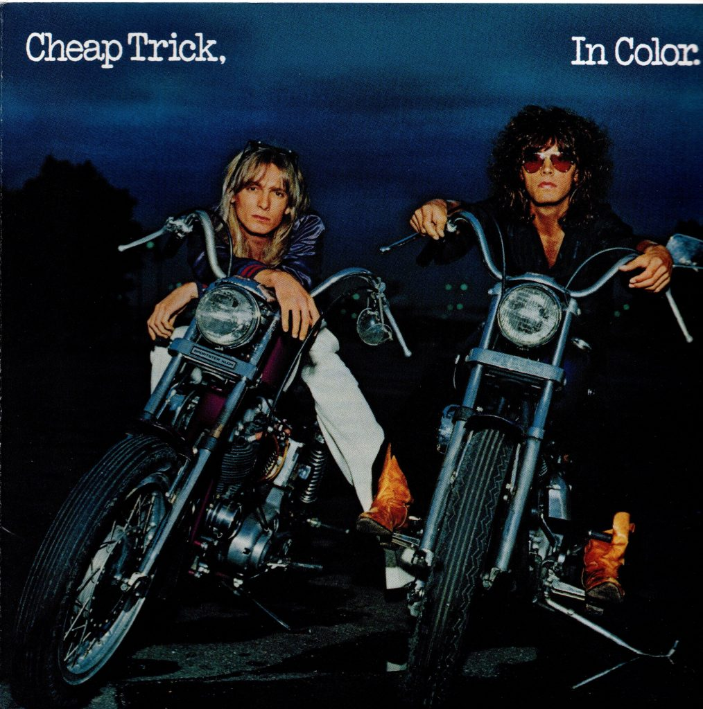 IN COLOR / CHEAP TRICK
